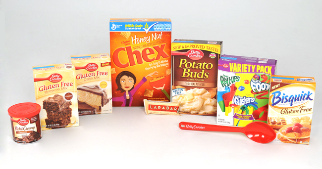 live gluten freely prize package