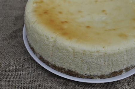 Dreamy Wedding Amaretto Cheesecake